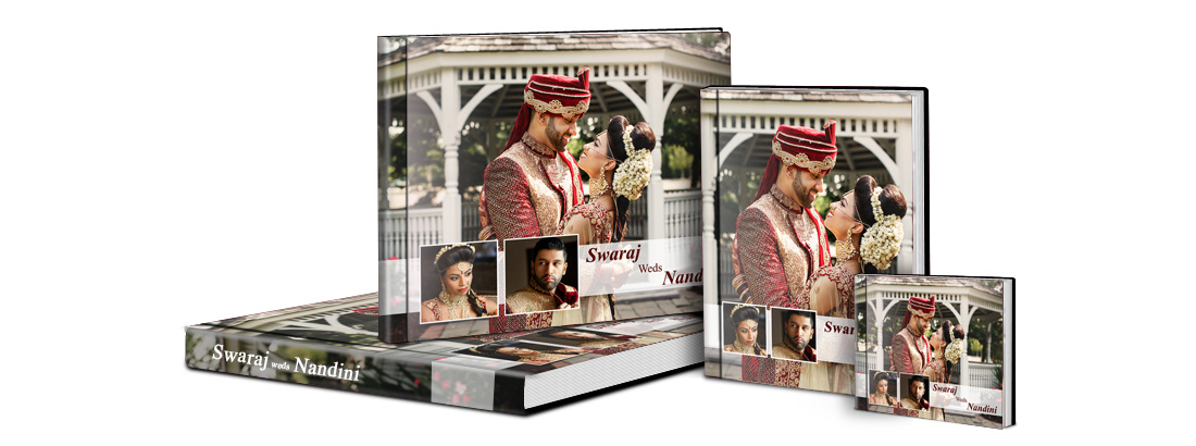 One Click resize to any size & orientation without stretching or squeezing with Album Xpress Pack