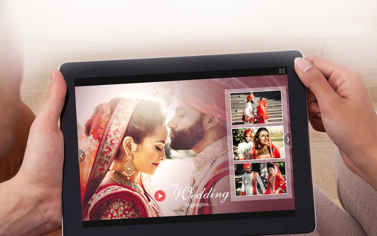 eAlbum gives personalized marketing platform to photographers within Album Xpress Pack