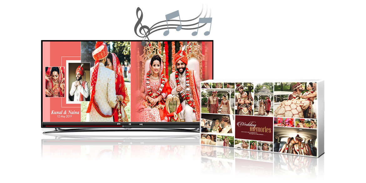Make Photo Collage, Digital Mixing Pages, Video Slide Show with the help of Album Xpress Pack