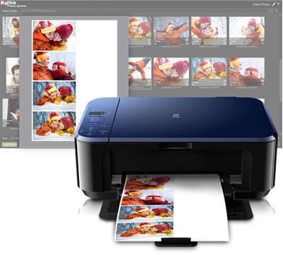 Print Individual Photos within Photo Xpress