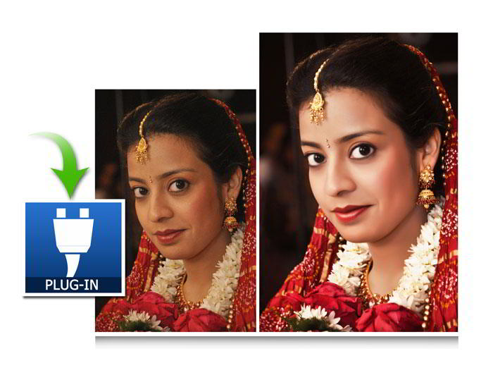 Import Photoshop with plug-ins & get direct access to Edit Xpress for editing in Album Xpress Pro