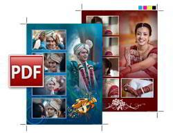 High resolution pdf