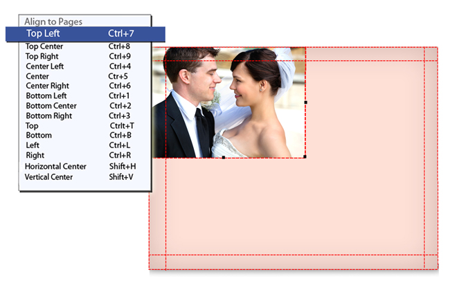 Get Page based alignment in single click of page edges and corners in Video Xpress