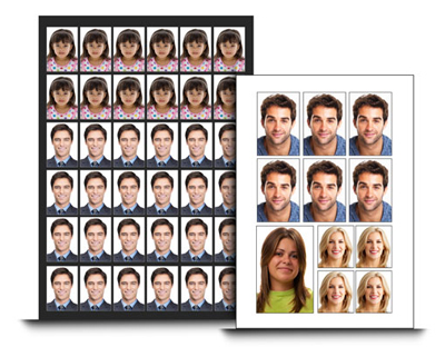 Get Multiple Photos in Single Package with Passport Xpress