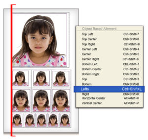 Align Accurate and Automatic with images and page base alignment within Passport Xpress