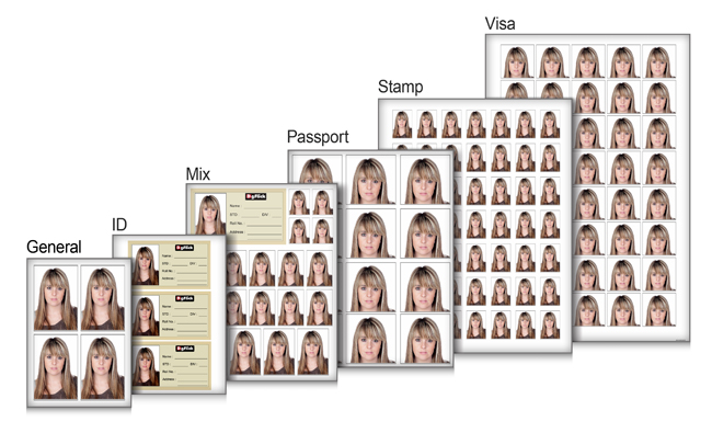 Get more than 300 ready to use paper sizes packages within Passport Xpress