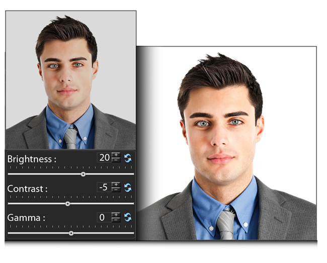 Brighter the image clarity while managing RGB within Passport Xpress