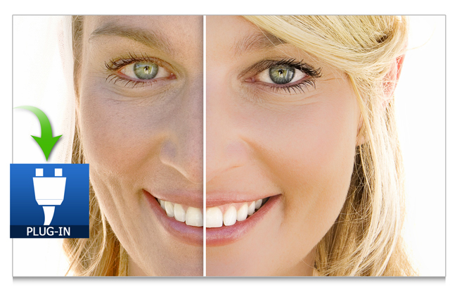 Advance Filter of artistic effects to photo with supported plug-ins within Passport Xpress