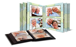 Design Traditional Book in Book Xpress for those who love to see their photos in traditional size