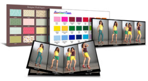 Design Catalogue Book with Auto photo grid formation in Book Xpress