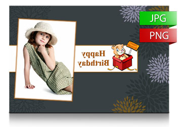 Get mirror output for heat press gifts in JPG and PNG file with Gift Xpress