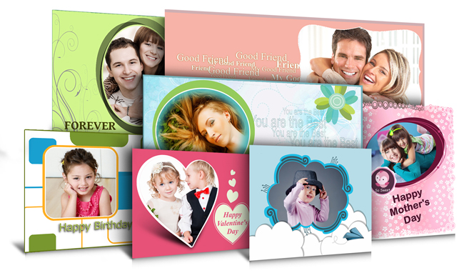 200+ ready to use templates are provided within Gift Xpress