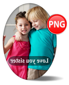 Export as PNG and send it for printing with support of Gift Xpress