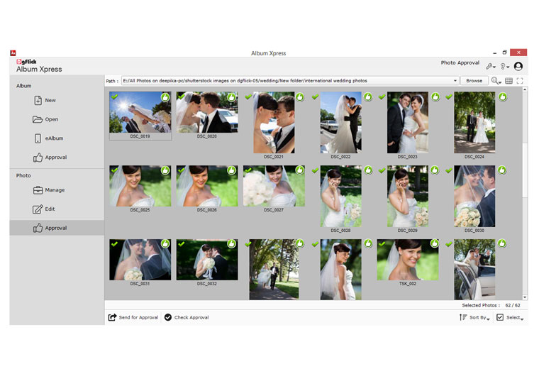 Filter-Photos-based-on-Selection-Status